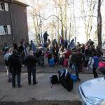 Ankunft in Seeheim
